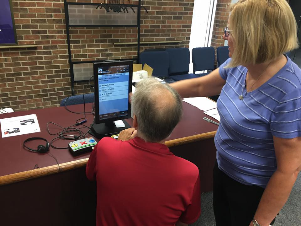 Meridian Township to Review Voting Machines