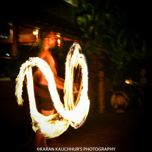 Fire Dancer