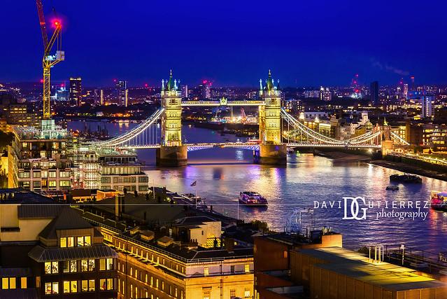 Some Nights - Tower Bridge, London, UK