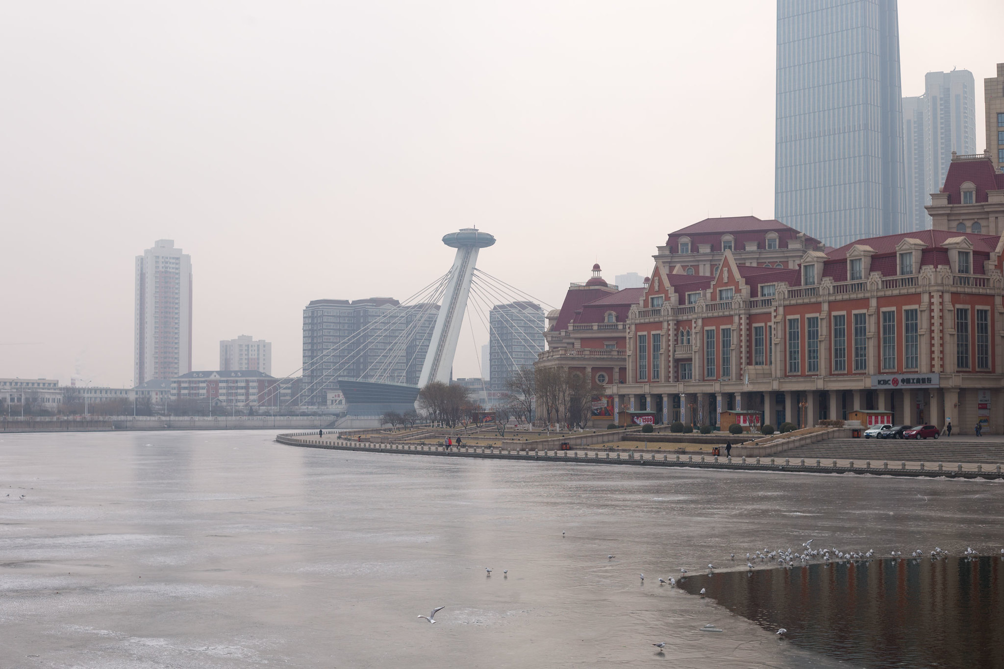 Tianjin Waterfront