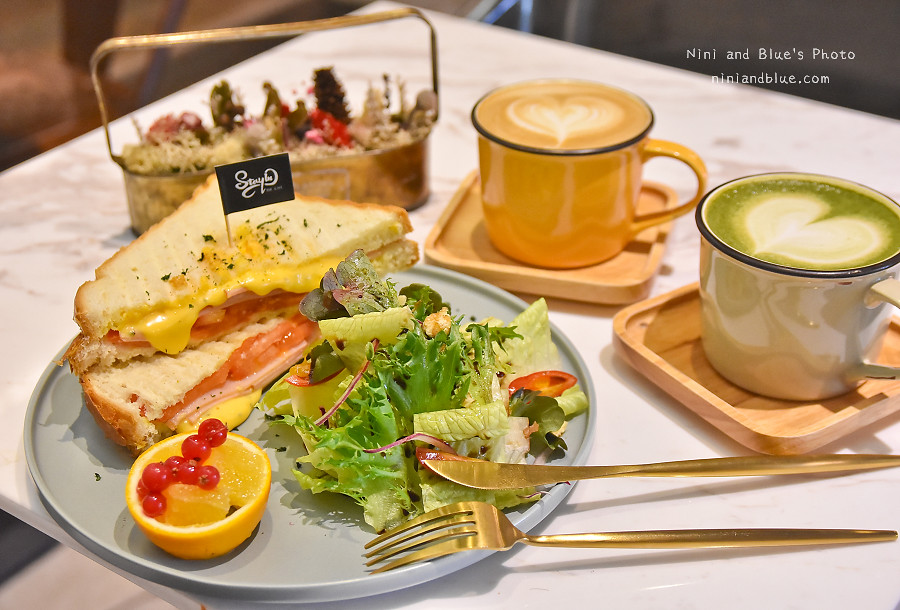 BOB咖啡 stay in  cafe  逢甲06