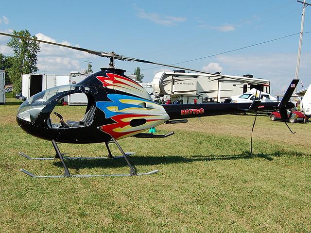 N277SC Rotorway Executive 162F