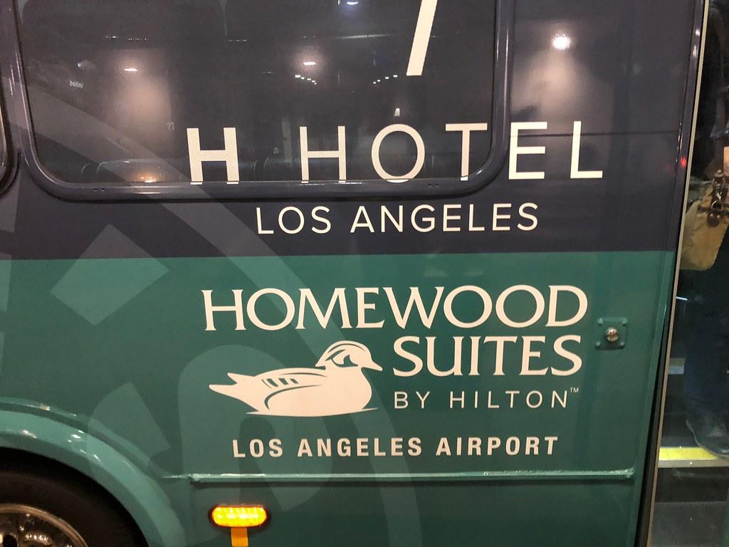 Hilton H Hotel LAX 1
