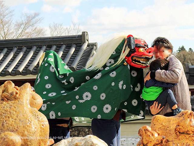成田山 獅子舞