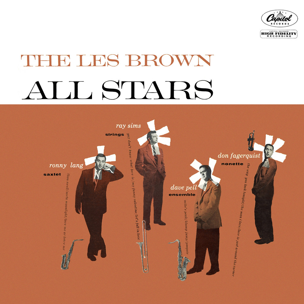 Les Brown - The Les Brown All Stars