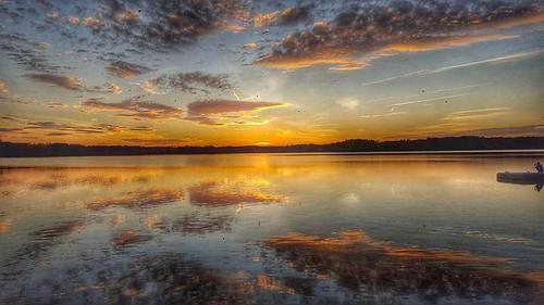 sunset northcarolina