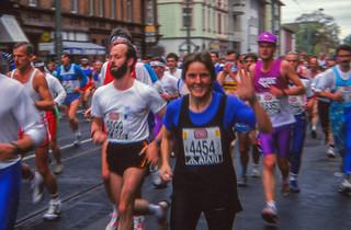 Frankfurt-Marathon 28.10.1990
