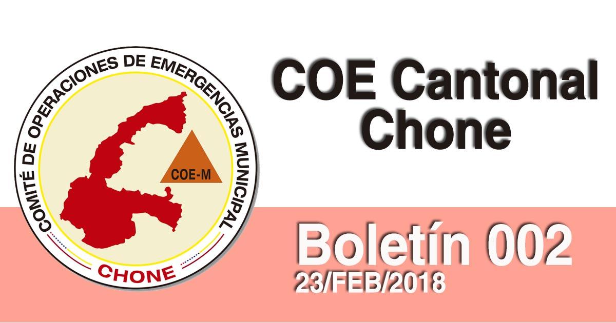 Boletín 002 23-FEB-2017