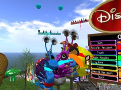 Giant Snail Races - Disney Theme Purkle Day