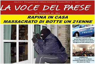 Noicattaro. Prima pagina n. 2-2018 front