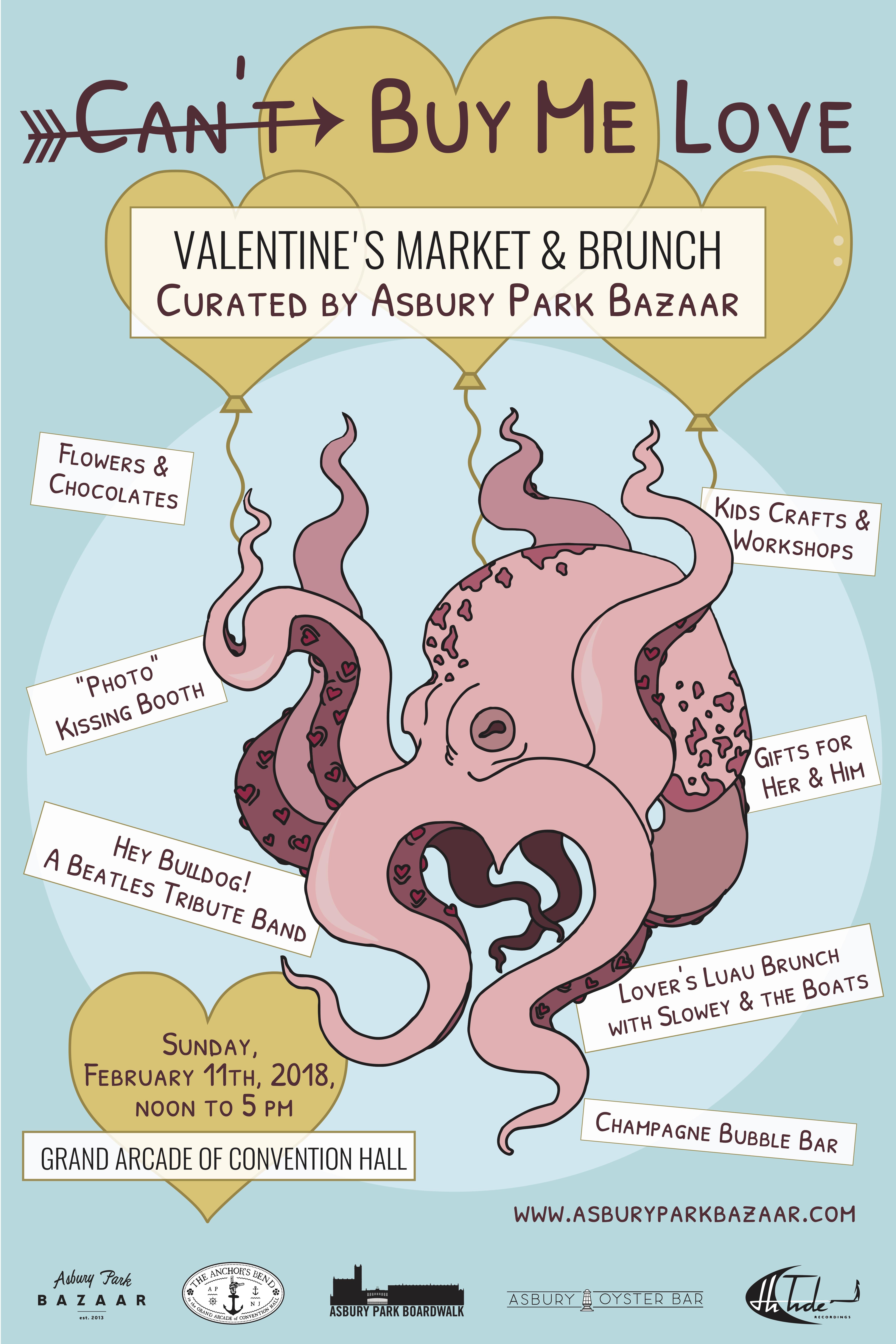 Valentine's Market 2018