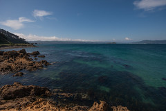 Coves next to Scorching Bay