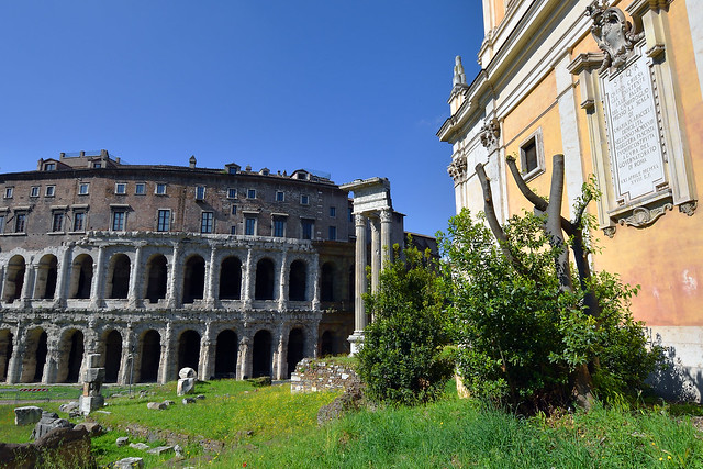 Teatro di Marcello (Theatre of Marcellus)  -  (Selected by GETTY IMAGES)