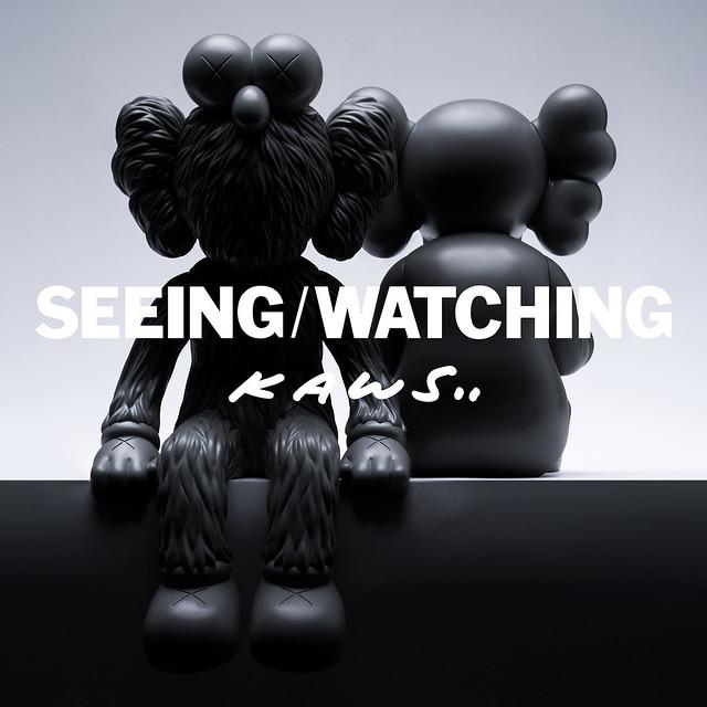 COMPANION 和BFF 同時現身!!KAWS 超大銅製雕塑【KAWS:SEEING/WATCHING】即將登陸長沙IFS