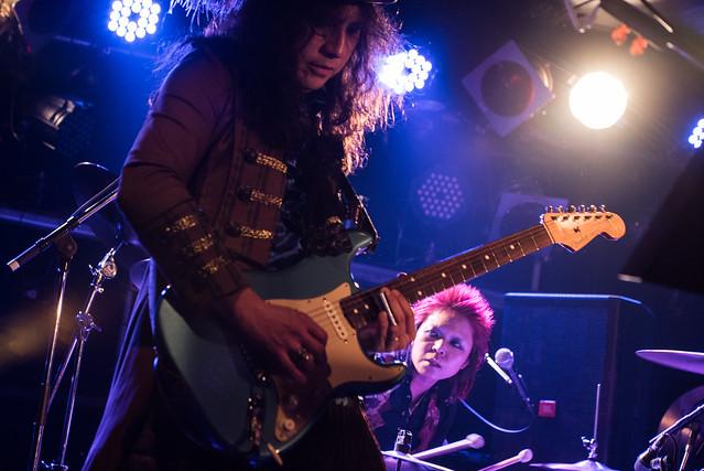Coal Tar Moon live at ShowBoat, Tokyo, 02 Feb 2018 -00108
