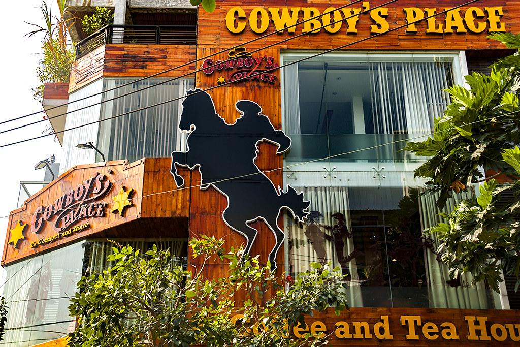 COWBOY'S PLACE--Saigon 2