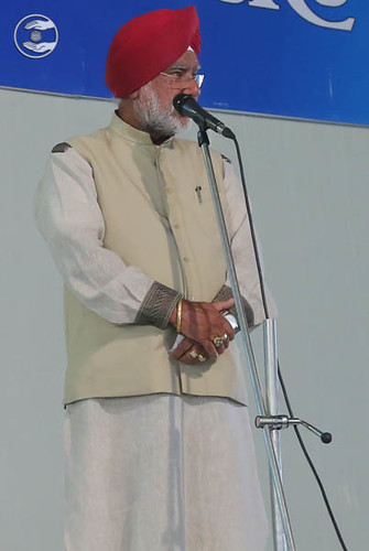 Kuldeep Singh, expresses his views