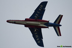 E158 4 F-TERF - E158 - Patrouille de France - French Air Force - Dassault-Dornier Alpha Jet E - RIAT 2014 Fairford - Steven Gray - IMG_3343