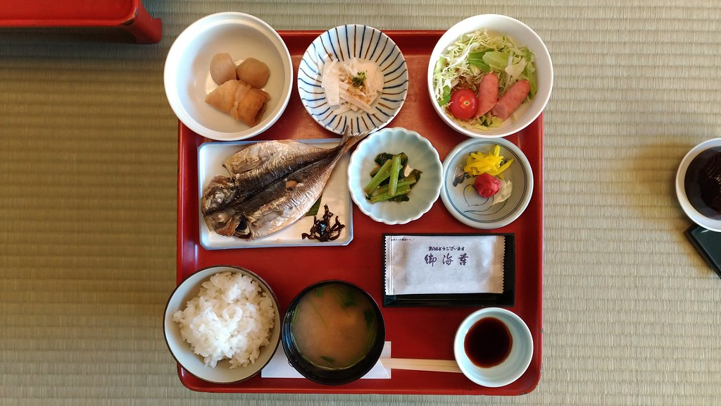旅館たむらの食事4