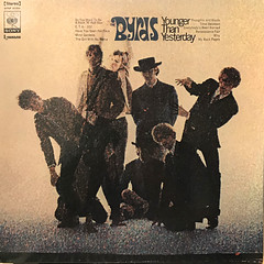 THE BYRDS:YOUNGER THAN YESTERDAY(JACKET A)