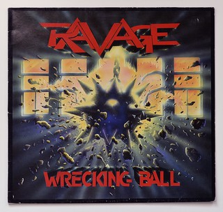 A0498 RAVAGE Wrecking Ball