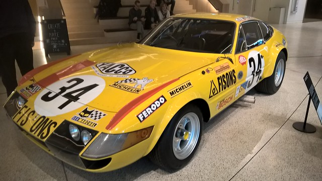 """1973 Ferrari GTB/4 """"Daytona"""""""