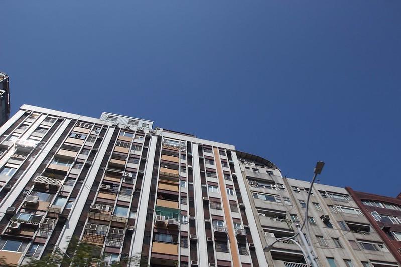 台北市街景