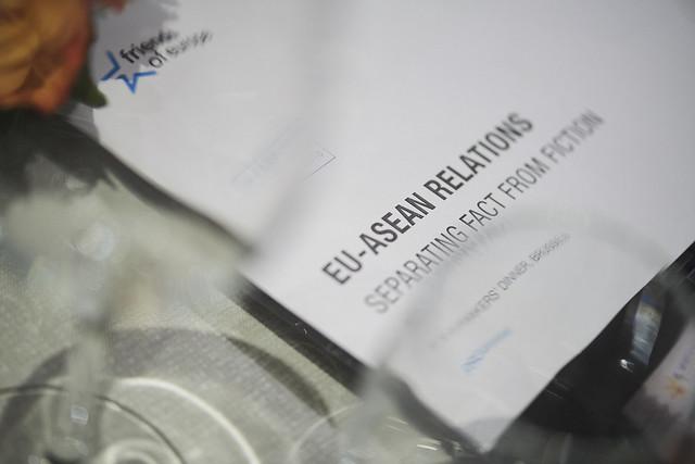 EU ASEAN RELATIONS