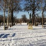 Jardin du Luxembourg Paris 06 근처 의 이미지. 75006 lieu neige paris jardinduluxembourg france nature