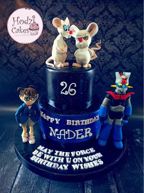 Cake by Hend Taha