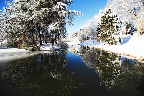 winter landscape landscapephotography snow lake reflections january northcarolina inmybackyard haiku dorameulman canon canon7dmark11 beautiful
