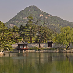 South Korea - Seoul - Gyeongbokgung