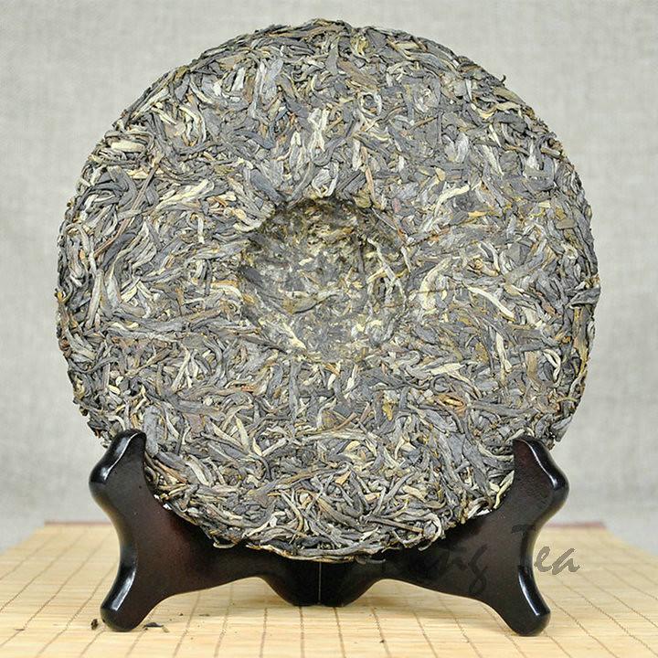 2015 XiaGuan ShangShanBingDao Cake 357g   YunNan        Puerh Raw Tea Sheng Cha