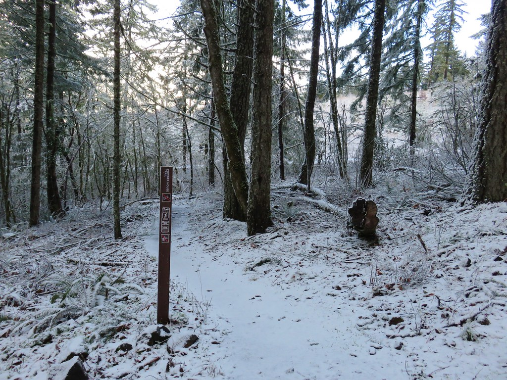 Powder House Trail