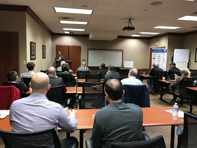 Western Accident Aftermath and Investigation Lunch and Learn 2018
