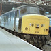 45106 Liverpool Lime Street 29th October 1987.