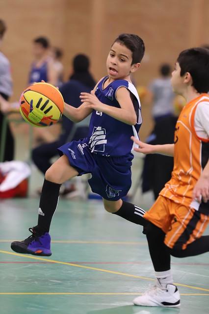 CANTERA | Pequebasket y Minibasket Masculino