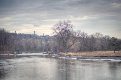 Winter in Ithaca