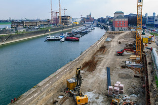 Microsoft im Rheinauhafen 2007