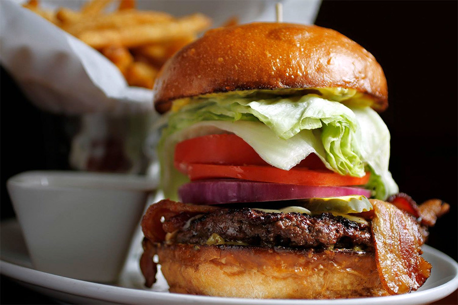 Where to find the best burgers in Bellevue - Photo courtesy of John Howie Steakhouse | Bellevue.com