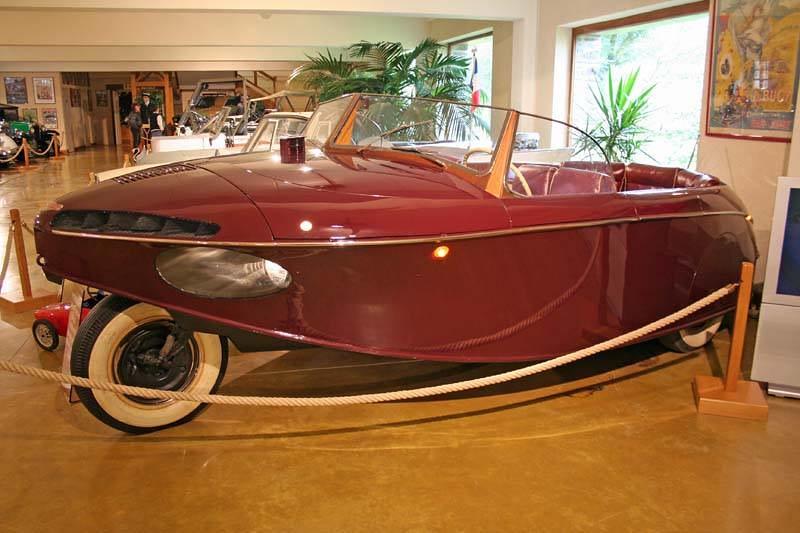 1942 Hydromobile