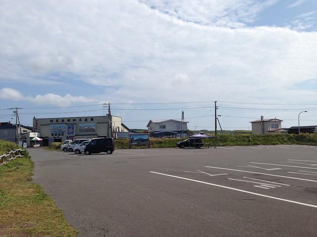 hokkaido-rishiri-island-senpoushi-misaki-promontoty-parking-02