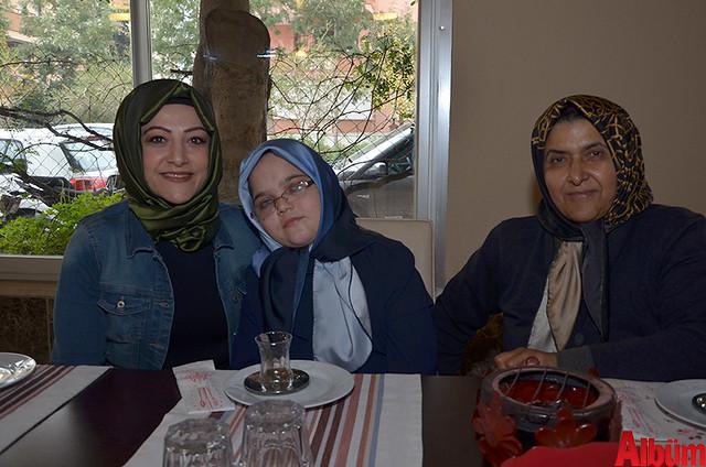 Aynur Kaya Çağlar, Ayşecan Guzyaka, Selma Ateş Cengiz