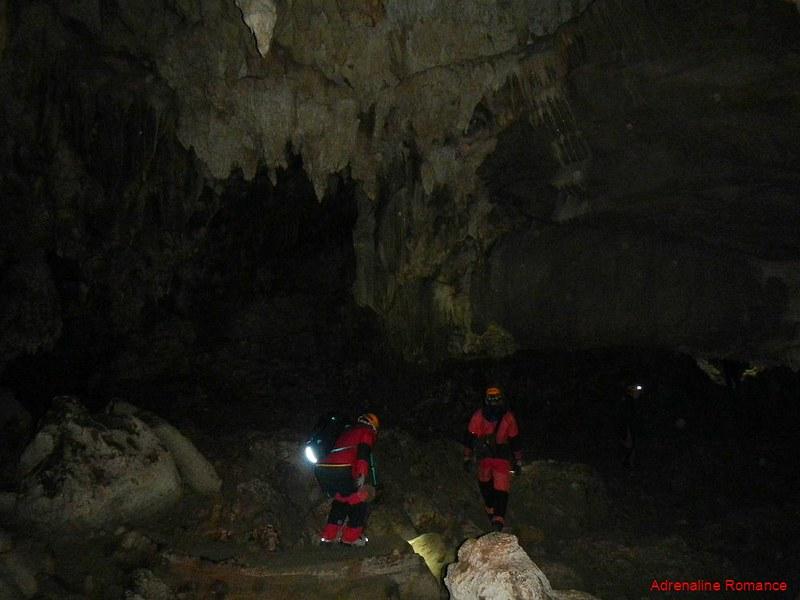 Lobo Cave Main Chamber