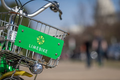 Limebike in the City