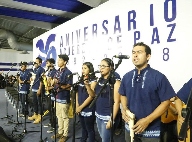 XXVI Aniversario de Acuerdos de Paz.