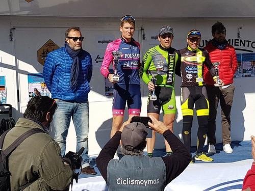 Ciclismo Scirocco Bike-Calderón prueba ciclista Mérida