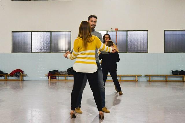 Clausura baile en Benferri