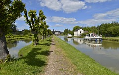 En Nivernais, chacun son chemin... - Photo of Ougny