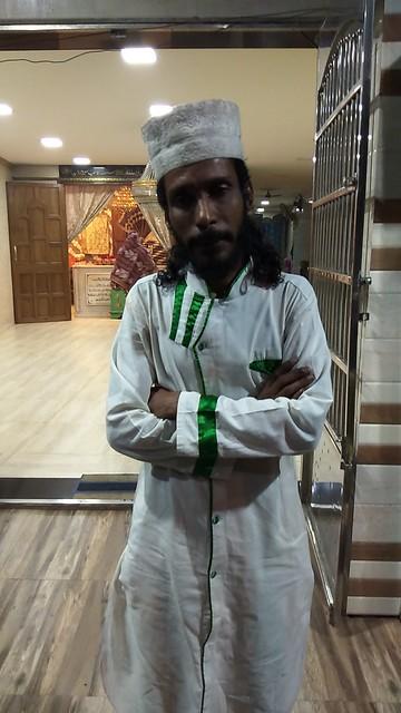 Abdul Rauf  Mujawair Baba Gor Dargah Dongri